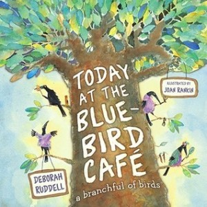 Today at the Bluebird Cafe by Deborah Ruddell