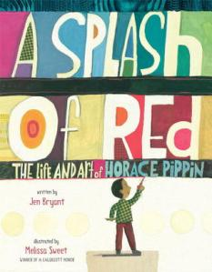 Splash of Red by Jen Bryant