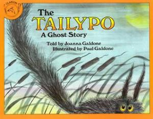 Tailypo A Ghost Story by Joanna C. Galdone