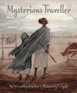 Mysterious Traveler by Mal Peet and Elspeth Graham