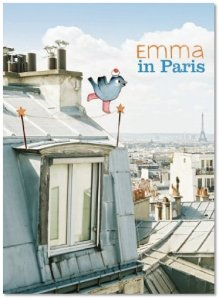 Emma in Paris by Claire Frossard