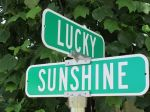 Sunshine and Lucky