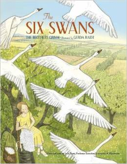 Six Swans illustrated by Gerda Raidt
