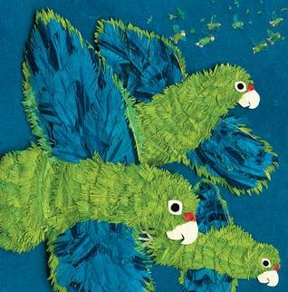 Parrots Over Puerto Rico by Susan L Roth and Cindy Trumbore