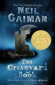 Graveyard Book by Neil Gaiman