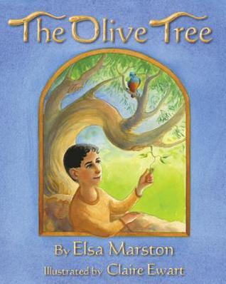 Olive Tree by Elsa Marston